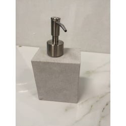 Dosificador jabón spa gris aa 0402