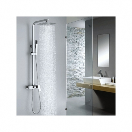 Griferia ducha economica oferta columnas ducha for Griferia economica para bano